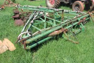 Used 60′ Sprayer Booms