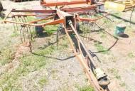 Used Kuhn SR300 Rotary Rake