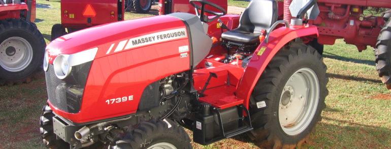Massey Ferguson 1739E
