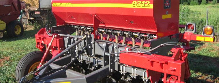 Sunflower 9312-7′ No Till Drill- USED
