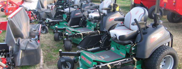 BOB-CAT Mowers!