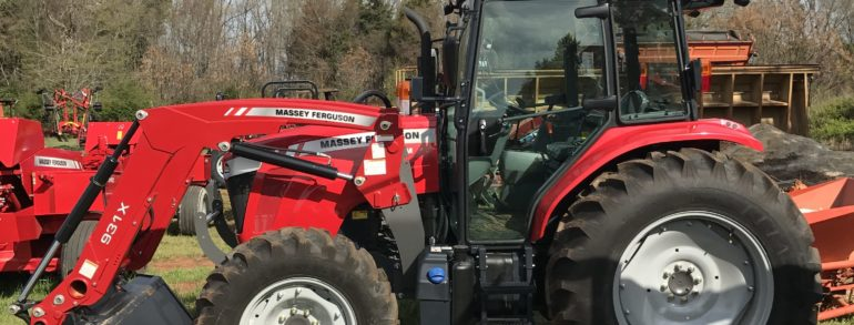NEW 4610M CAB, LOADER, 4WD LEASE
