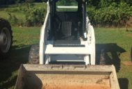 BOBCAT SKID STEERER 773